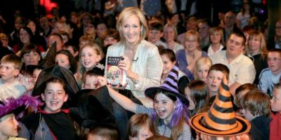 JK Rowling Turned Down By 12 Publishers Before Finding Success With Harry Potter Books