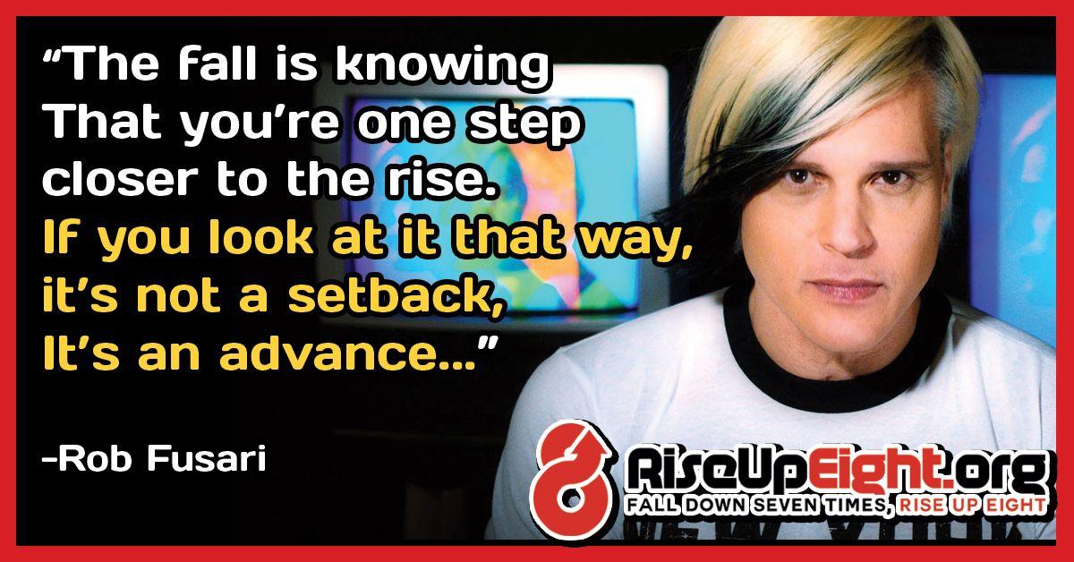 Rob Fusari Rise Up Eight