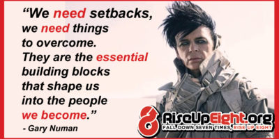 Gary Numan On Overcoming Adversity In The Music Industry