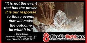 Mark Green rise up eight story
