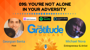 rise up eight gratitude podcast